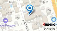Компания Магазин разливного пива на ул. Чкалова на карте