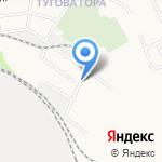Базис на карте Ярославля