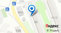 Компания Ростелеком на карте