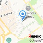 Управление по молодежной политике на карте Ярославля