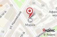 Схема проезда до компании Юнион-МИл Соцпитание в Ярославле