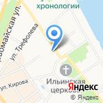 Департамент территориального развития Правительства Ярославской области на карте Ярославля