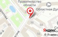 Схема проезда до компании Демидовъ в Ярославле