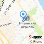 Административно-контрольное управление на карте Ярославля