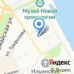 Арт-климат на карте Ярославля
