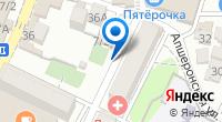 Компания Храм святого мученика Василиска на карте