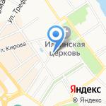 ЭкспертПроект на карте Ярославля