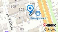 Компания Янаис на карте