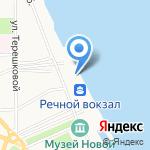 Автолэнд Яр на карте Ярославля
