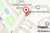 Схема проезда до компании КотоКафе в Ярославле