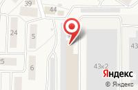 Схема проезда до компании Районный координационно-методический центр в Михалково