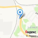 Услуги-76 на карте Ярославля