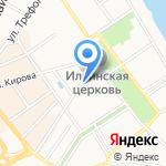 Контрольно-счетная палата Ярославской области на карте Ярославля