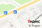 Схема проезда до компании Рулевой в Аксае