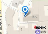 Отделение пенсионного фонда России по Вологодской области на карте