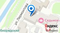 Компания Вологдалестоппром на карте