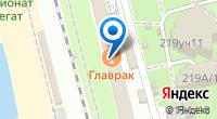 Компания Сирена на карте