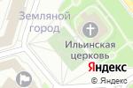 Схема проезда до компании Rambler в Ярославле