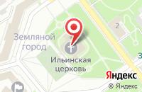 Схема проезда до компании Cashpoint в Подольске