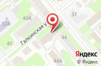 Схема проезда до компании Русский Имидж Центр в Вологде