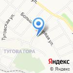 Специальная коррекционная общеобразовательная школа №45 на карте Ярославля