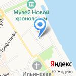 Государственная инспекция по маломерным судам Ярославской области на карте Ярославля
