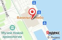 Схема проезда до компании Волга в Ярославле