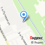 Полиграф Принт на карте Ярославля
