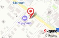 Схема проезда до компании Moonrise в Ярославле