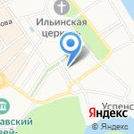 RedHouse на карте Ярославля