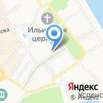 Центр выставочно-конгрессной деятельности на карте Ярославля