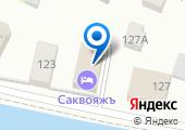 Военный комиссариат г. Вологды и Вологодского района на карте