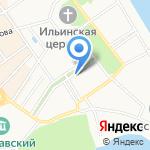 АС на карте Ярославля