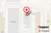 Схема проезда до компании Магазин автозапчастей в Лесной Поляне