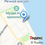 Музыка и Время на карте Ярославля