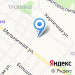 Средняя общеобразовательная школа №16 на карте Ярославля