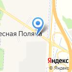 Информационно-консультационная служба Агропромышленного комплекса на карте Ярославля