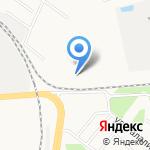 Фабрика столярных изделий на карте Ярославля