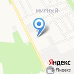 Мангуст на карте Ярославля