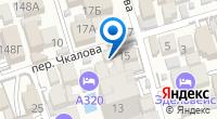 Компания Магазин живого пива в переулке Чкалова на карте