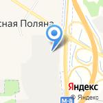 Этон на карте Ярославля