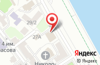Схема проезда до компании Центр обеспечения функционирования управления образования мэрии г. Ярославля в Ярославле