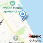 Департамент образования Мэрии г. Ярославля на карте Ярославля