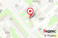Схема проезда до компании Юридический консультационный центр в Вологде