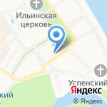 Мой любимый мишка на карте Ярославля