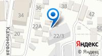 Компания Тентстройсервис на карте
