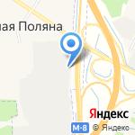 Ярославич на карте Ярославля