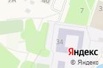 Схема проезда до компании Кузнечихинская средняя общеобразовательная школа в Кузнечихе