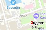 Схема проезда до компании Сувенирная лавка в Сочи