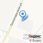 Такеда Фармасьютикалс на карте Ярославля